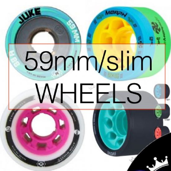 59mm/slim wheels